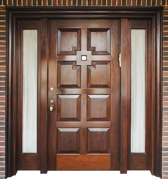 Below Is A Small Sample Of The Exterior Doors That We Offer. Click The  Thumbnails To View Larger Images.