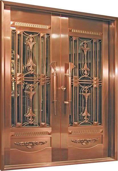... SDC-2GE ... & Luxury Exterior Doors Copper Doors Brass Doors Bronze Doors Wood ...